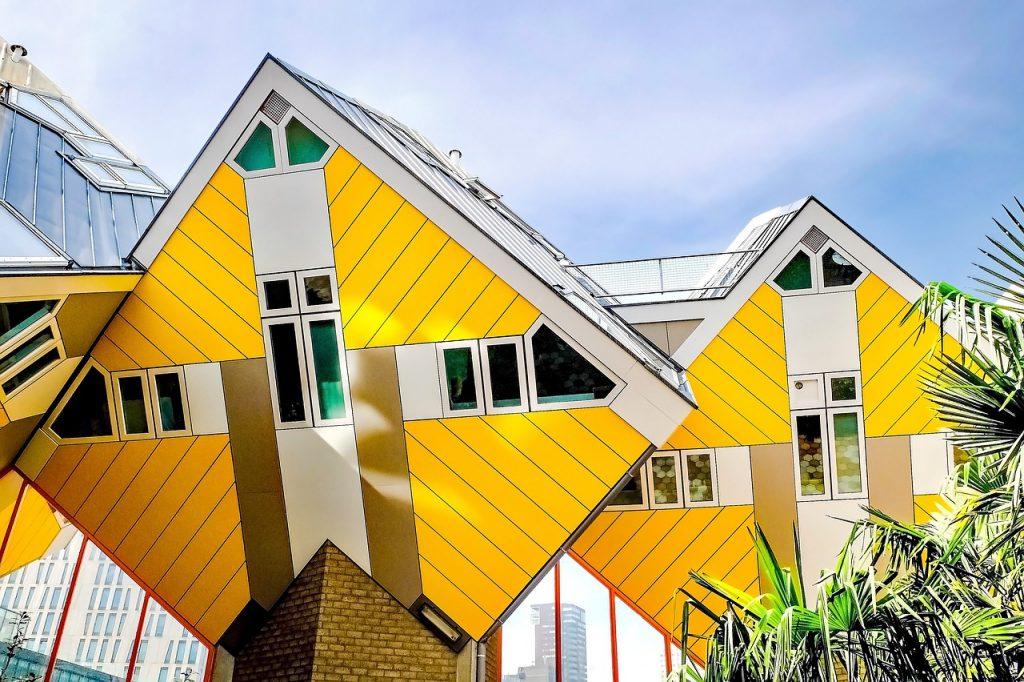 kubiska hus rotterdam 1024x682 - Rotterdam